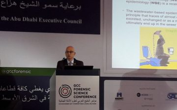 GCC Forensic Science Conference – Abu Dhabi